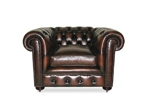 Titelseite VON WILMOWSKY Britannia<br>Chesterfield Clubsessel William