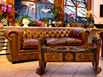 Titelseite VON WILMOWSKY Britannia Chesterfield Sofa William