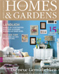Titelseite Homes & Gardens 01/2012