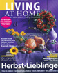 Titelseite Living at Home 10/2011