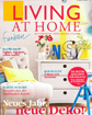 Titelseite Living at Home 01/2012