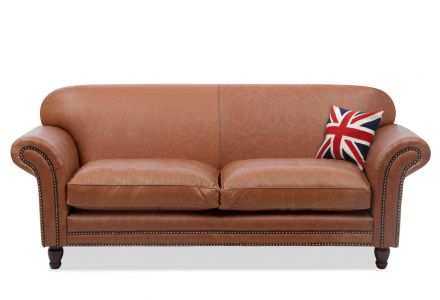 VON WILMOWSKY  HERITAGE Chesterfield Garnitur St. Johns: Couch