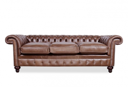 VON WILMOWSKY HERITAGE Chesterfield Sofa Dashwood