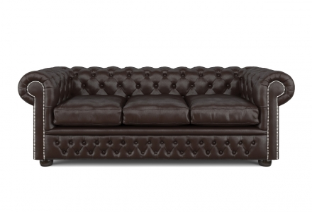VON WILMOWSKY HERITAGE Chesterfield Sofa Oxford
