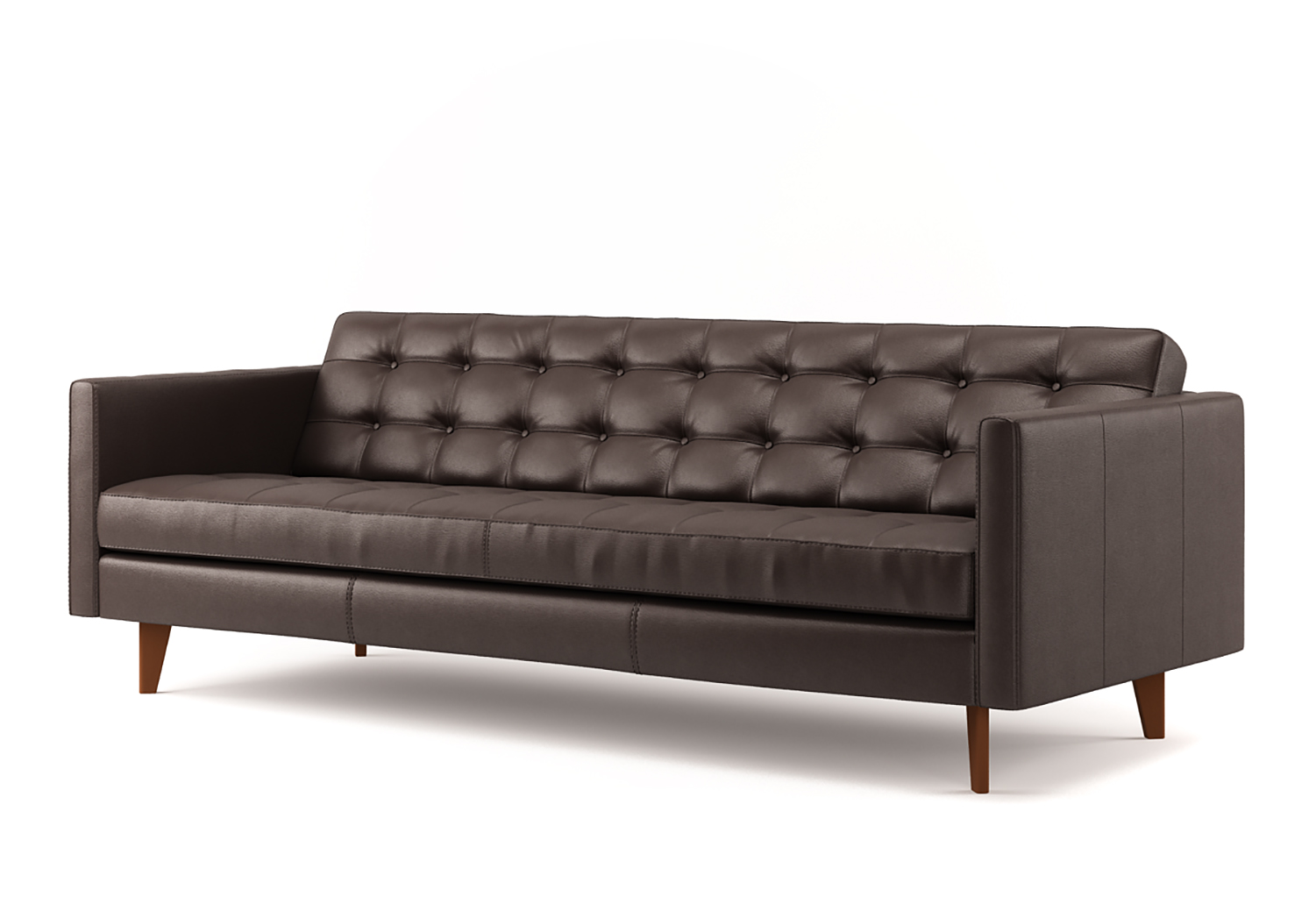 ledersofa. Black Bedroom Furniture Sets. Home Design Ideas
