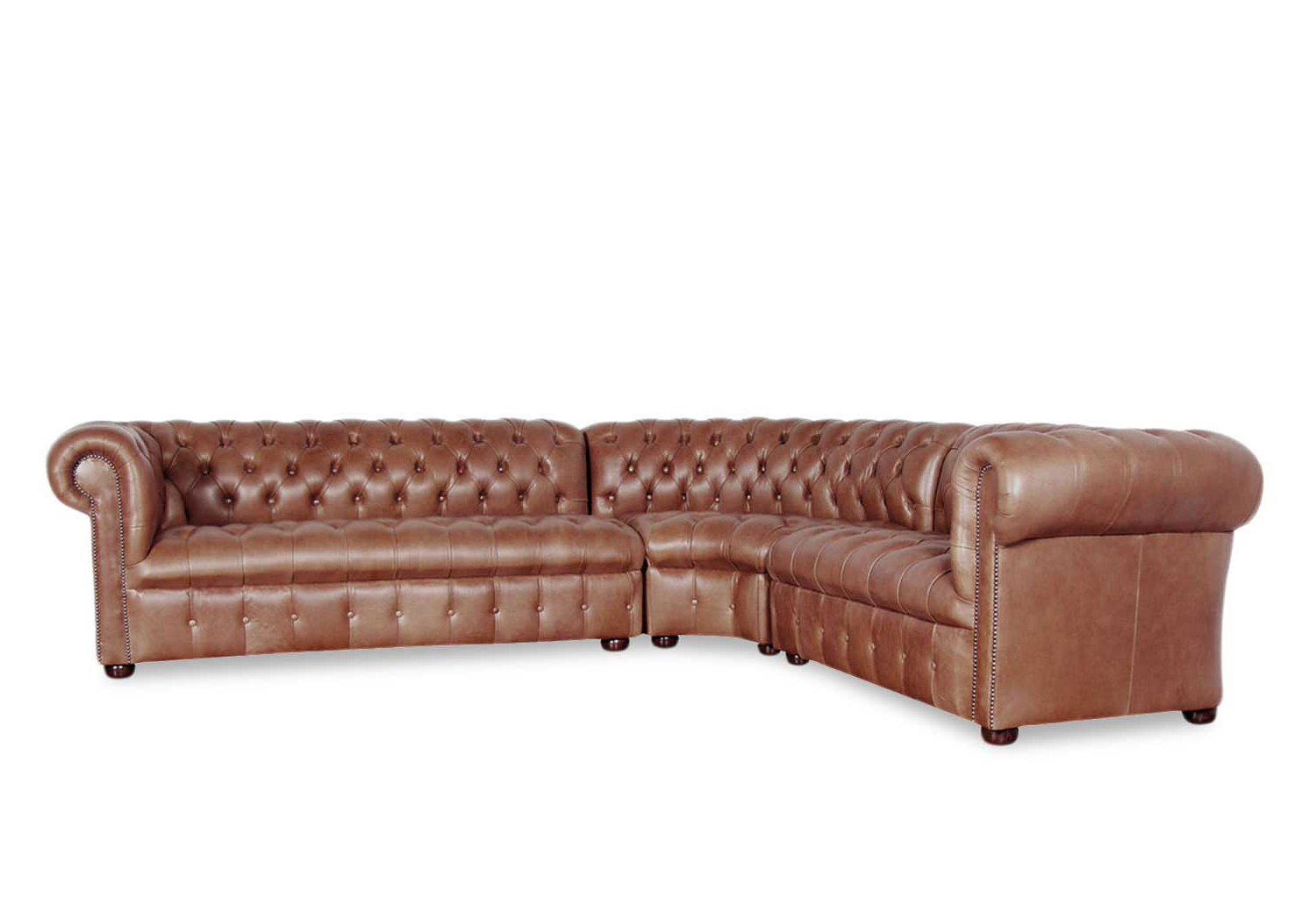 chesterfield ecksofa stoff. Black Bedroom Furniture Sets. Home Design Ideas