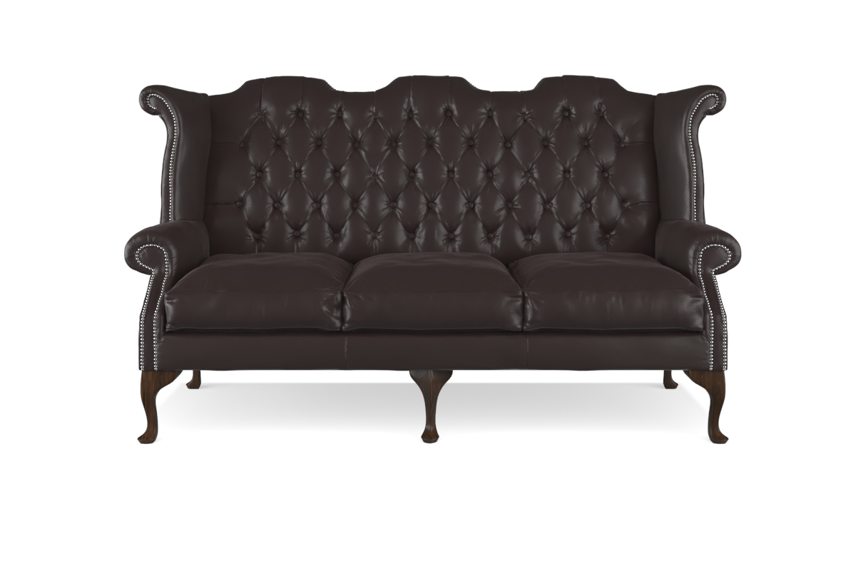 Chesterfield couch  Chesterfield Sofa Crawford | Chesterfield Sofas | VON WILMOWSKY®