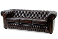 Chesterfield Garnitur Islington: Sofa Bild 98