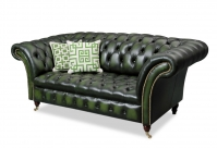 Victorian Chesterfield Sofa Hampstead Bild 98