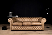 Chesterfield Sofa Oxford Bild 98