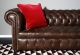 Chesterfield Garnitur Bingley: Sofa Bild 3