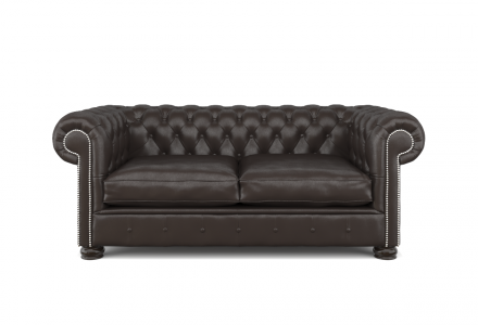 VON WILMOWSKY HERITAGE Chesterfield Sofa Carnaby