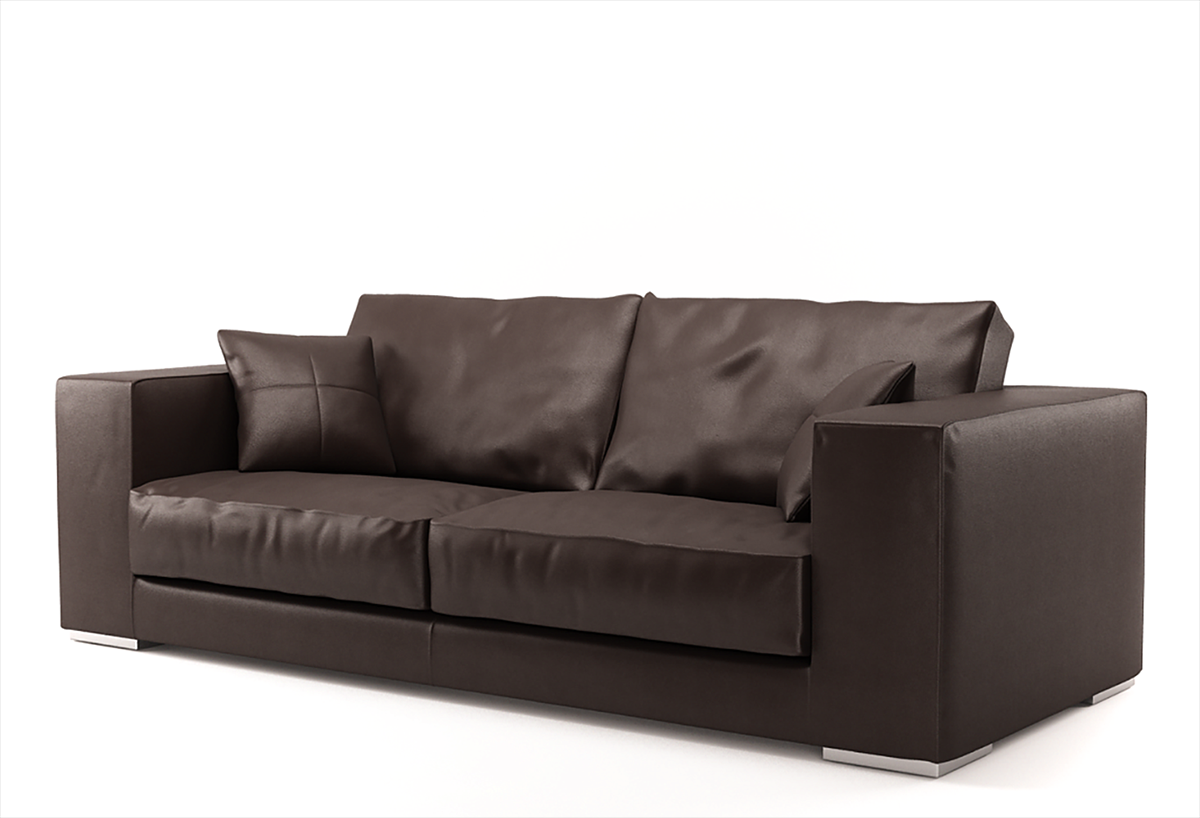 ledersofa italienisches design. Black Bedroom Furniture Sets. Home Design Ideas